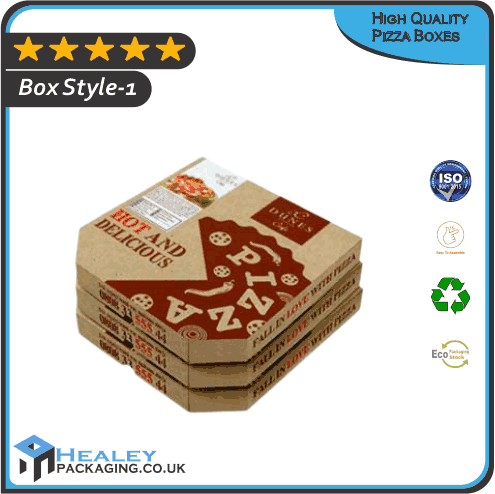 High Quality Pizza Boxes