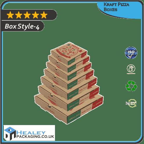 Kraft Pizza Box