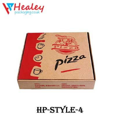 Logo Printed Pizza Box