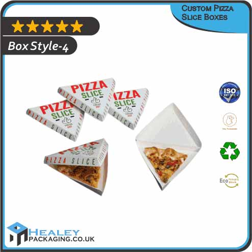 Pizza Slice packaging Box