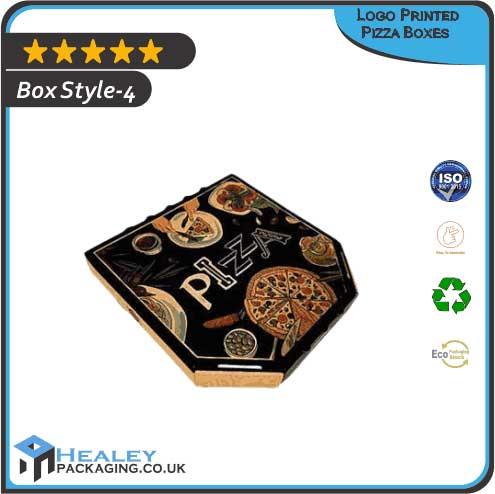 Printed Pizza Box UK