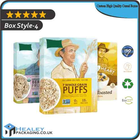 Wholesale High Quality Cereal Box