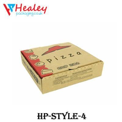 Wholesale Kraft Pizza Box