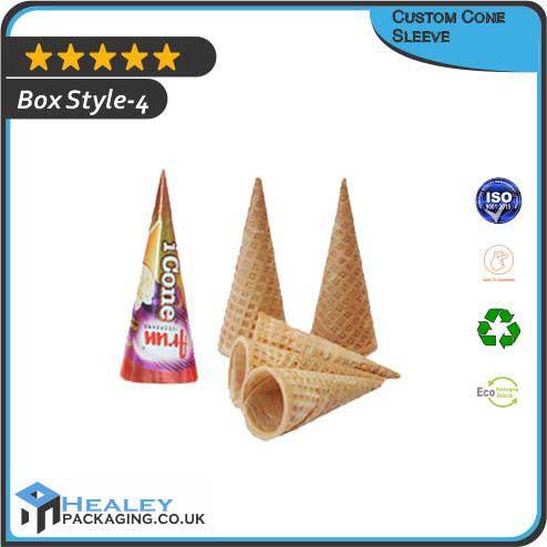 Custom Ice Cream Cone Jacket