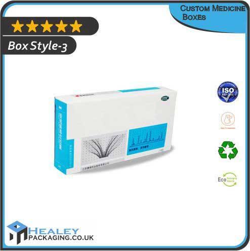 Printed Medicine Boxes