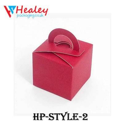 Wedding Cake Slice Box