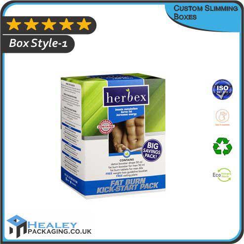 Custom Slimming Boxes