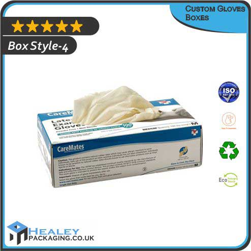 Gloves Packaging Box