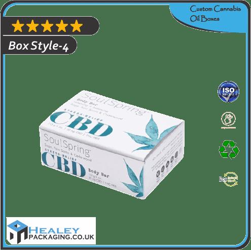 Printed Cannabis Oil Box