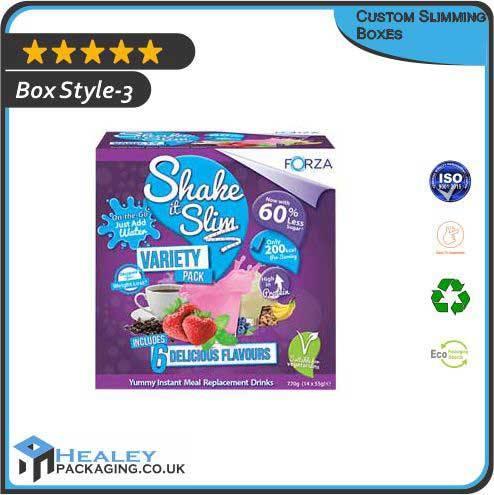Slimming Packaging Boxes