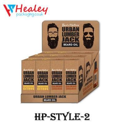 Wholesale Hair Oil Packaging