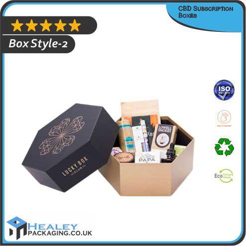 Custom CBD Subscription Box